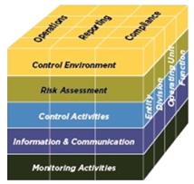 The COSO model describes internal control nirvana.