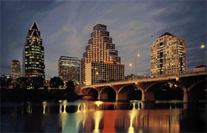 Austin's a wonderful place!