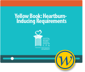 Yellowbook CPE Webinar: Yellow Book: Heartburn-Inducing Requirements