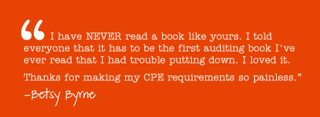 Auditing is Dangerous - Yellowbook-CPE com