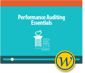 Performance Auditing Essentials