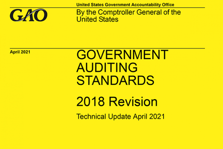 Yellow Book Standards for Financial Audit